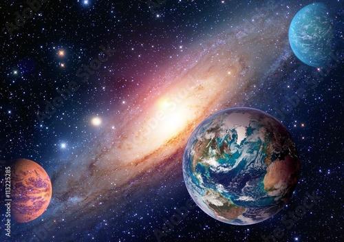 droga-mleczna-oraz-planety-naszego-ukladu