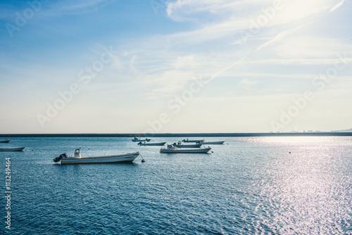 Foto op Canvas Zee / Oceaan 輝く海面