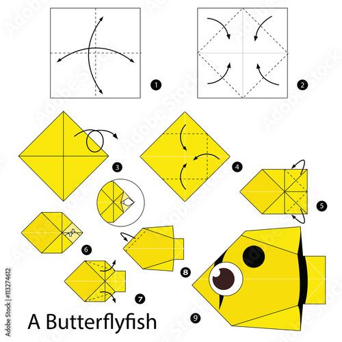 Gold Fish diagram by Marcela Brina at Artisbellus.com ... | 500x500