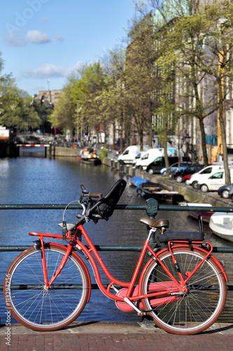Fototapety, obrazy: Herengracht in Amsterdam
