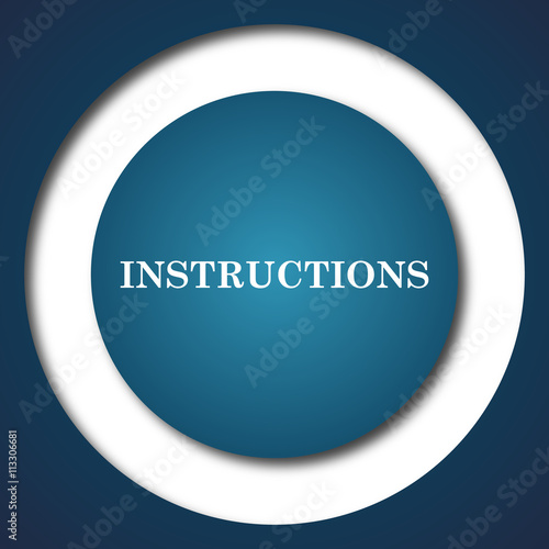 Instructions Icon Buy This Stock Illustration And Explore Similar
