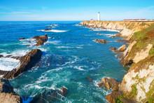 California Pigeon Point Lighth...