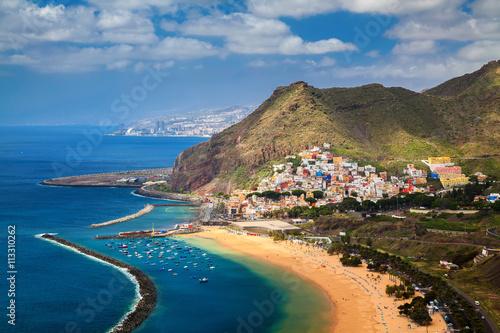Fotografia  San Andres and Las Teresitas beach