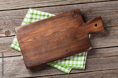 Foto  Cutting board