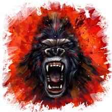 Kong Bate Digital Painting/ Ko...