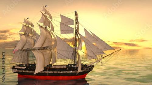 帆船 - 113486673