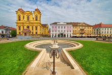 Timisoara City, Romania