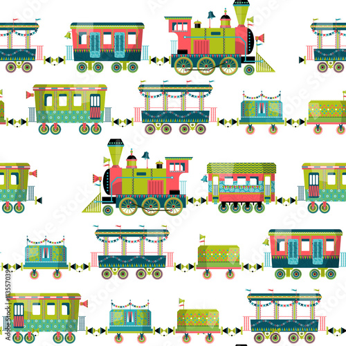 toy-train-locomotive-with-several-multi-colored-coaches-seamless-background-pattern