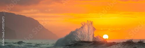 Kauai Wave Splash