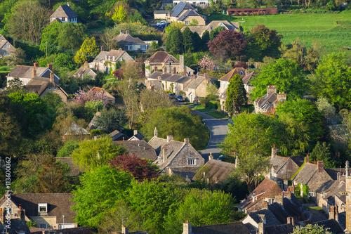 architektura-wsi-zamek-corfe-w-hrabstwie-dorset-w-wielkiej-brytanii