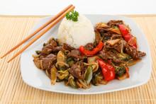 Rindfleisch Chop Suey