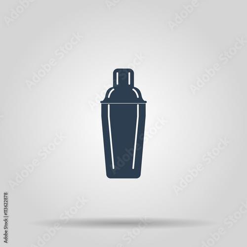 Fotografia  Cocktail shaker icon