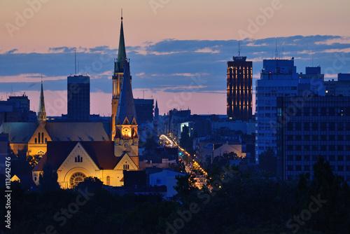 Fototapeta Łódź, Polska obraz