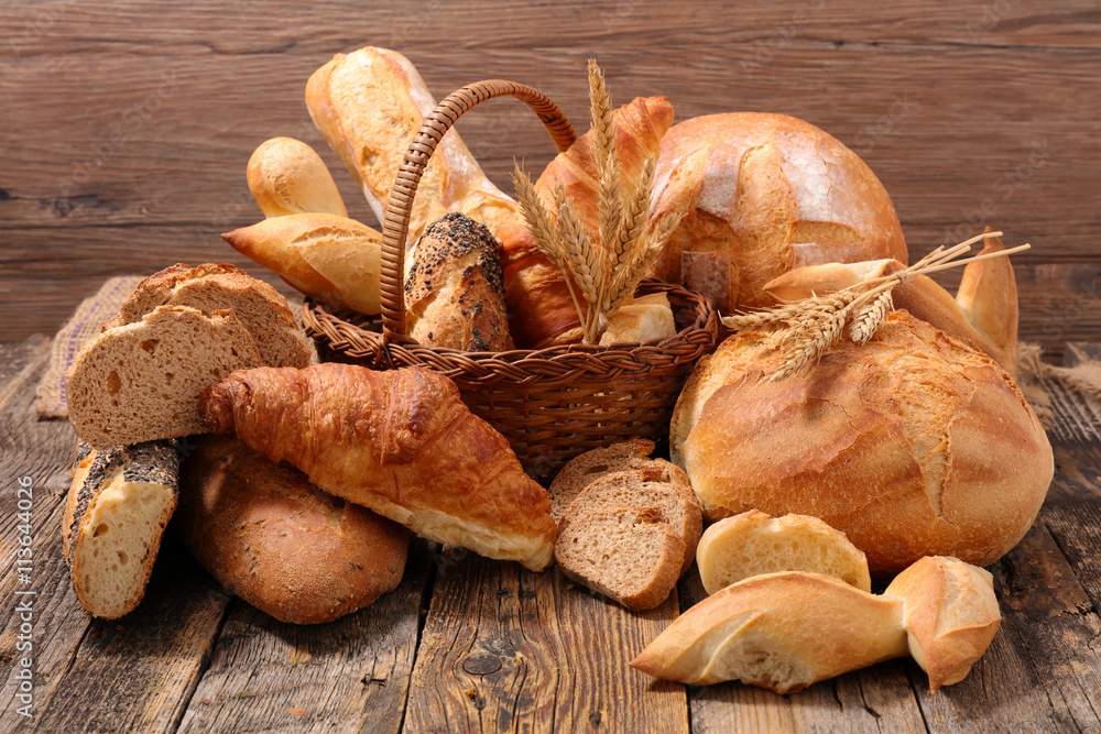 bread and pastry