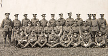 British Regiment Group Photo 1...