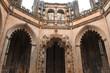Unfinished Chapels at Monastery of Santa Maria da Vitoria, Batalha, Portugal