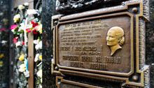 The Tomb Of Maria Eva Duarte De Peron