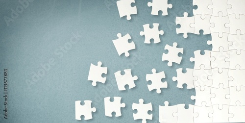 Obraz Puzzle. - fototapety do salonu