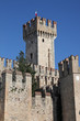 the medieval castle of Sirmione