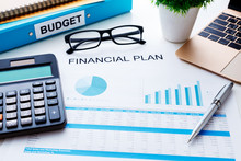 Financial Plan Concept With Fi...