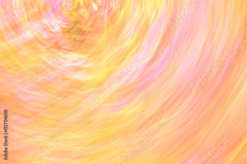 Fotografía  Beautiful colorful abstract background with a predominance of yellow and red col