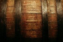 Barrel Texture - Old Beer Barr...