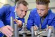 men in the workshop