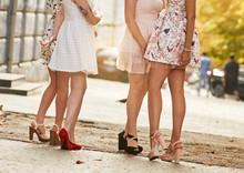 Women Long Legs