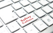 Leinwanddruck Bild - Safety culture