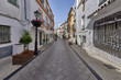 Beautiful old city Marbella in Spain, Andalucia