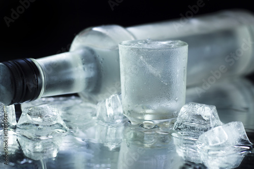 Fotografía Vodka