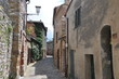Süd-Toskana: Montefollonico bei Montepulcinano