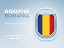Flight To Romania Traveling Th...