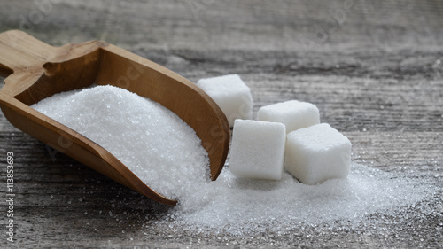 Keuken foto achterwand Snoepjes Şeker