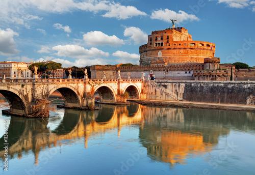 Zdjęcie XXL Angelo Castel - Rzym, Włochy