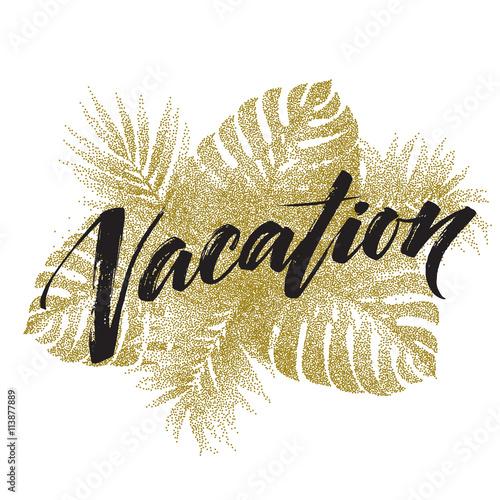 pismo-od-wakacji-typografia-napis-i-kaligrafii-szablon-projektu-plakat-i-ulot