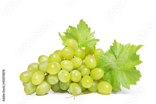 raisin vert Fotobehang