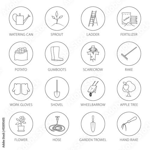 Pictures Of Garden Tools And Their Names Garden Ideas
