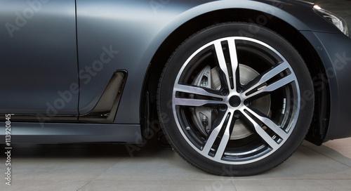 Fotografía  car wheel