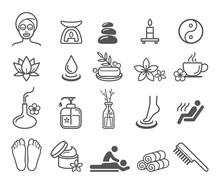 Spa Massage Therapy Cosmetics ...