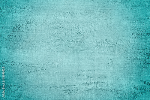 Turquoise Textured Background