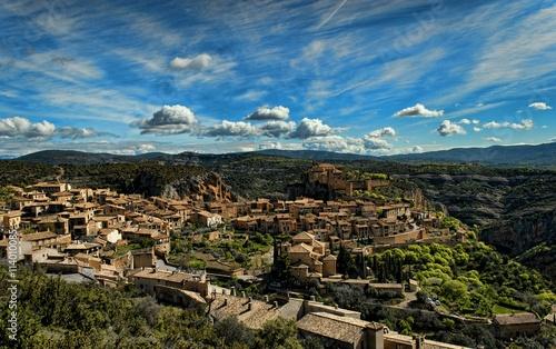 Ciudad de Alquezar, Huesca