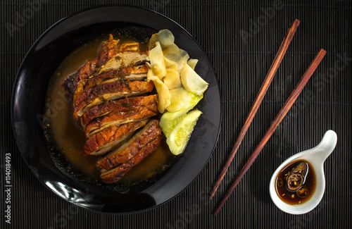 Foto op Canvas Peking Roast duck