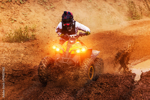 Plakat ATV