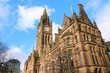 Manchester City Hall, UK