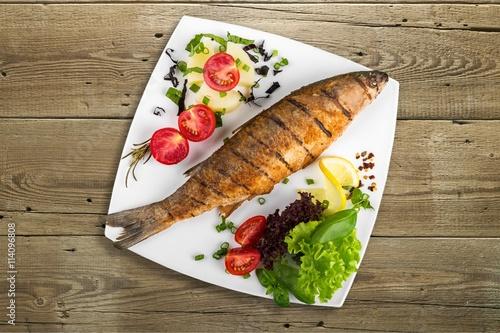 obraz PCV Fish.
