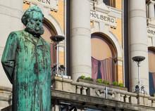 Statue Of Henrik Ibsen