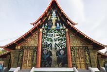Wat Wang Kham In Kalasin,Thailand