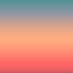 Fototapeta Niebo sunrise/sunset abstract vintage background - colorful smooth gradient vector illustration design