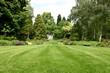 Leinwandbild Motiv jardin floral